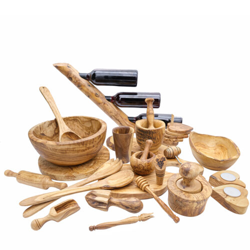 Olive Wood & Kitchenware