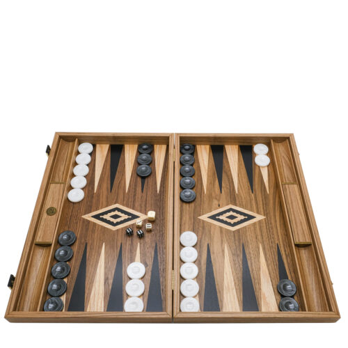Backgammon & Chess